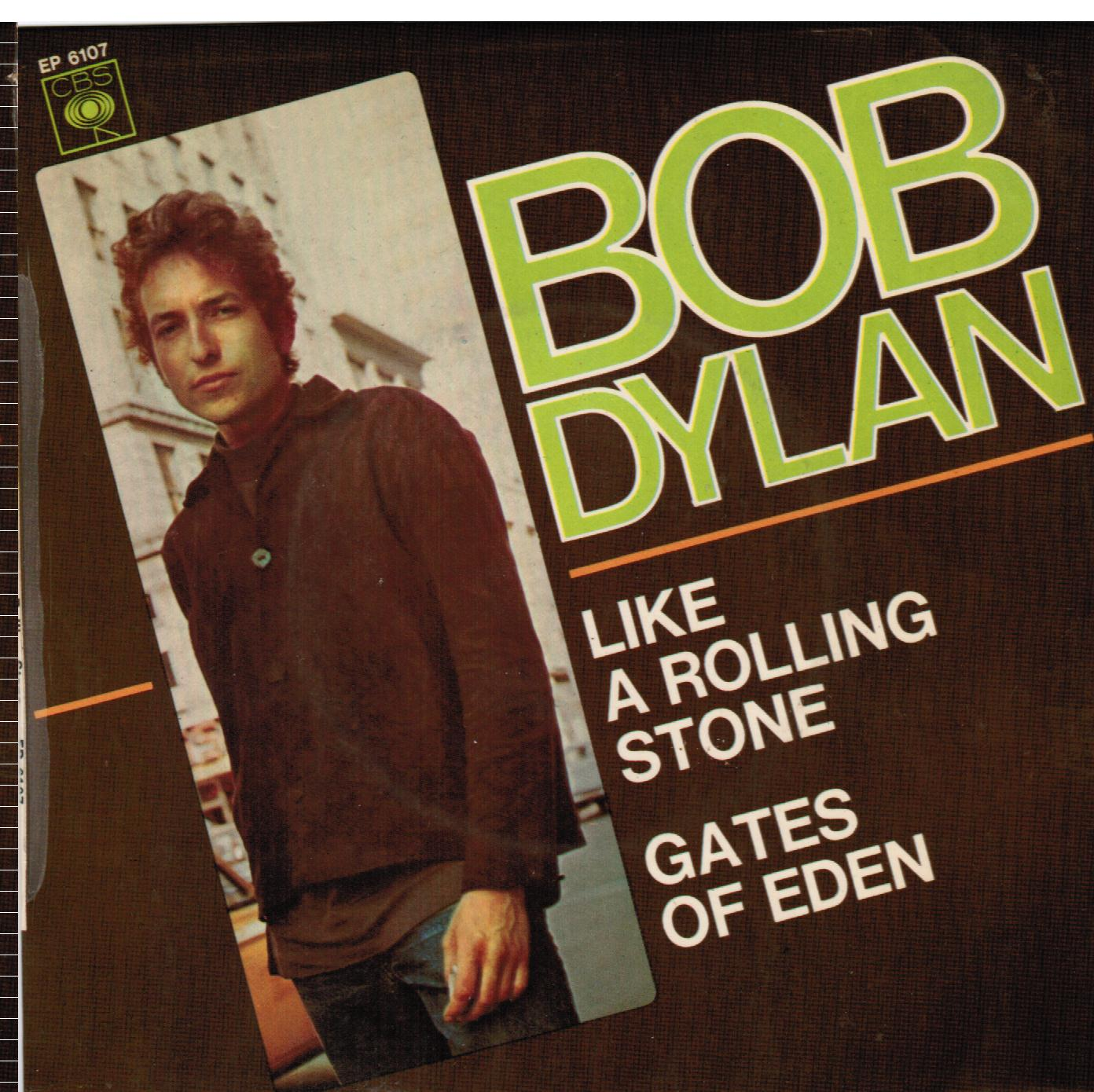 Bob Dylan Un Poeta Un Artista