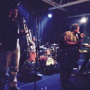 Dele Sosimi - live - Milano - Biko