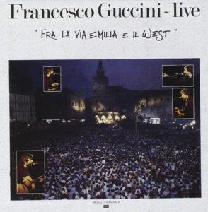 FRA LA VIA EMILIA E IL WEST - FRANCESCO GUCCINI (1984)