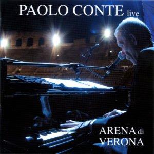 LIVE ARENA DI VERONA - PAOLO CONTE (2005)